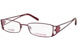 Cover Girl CG0421 Eyeglasses Eyeglasses - 069 Shiny Bordeaux
