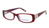 Cover Girl CG0422 Eyeglasses Eyeglasses - 071 Bordeaux
