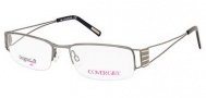 Cover Girl CG0423 Eyeglasses Eyeglasses - 008 Shiny Gunmetal