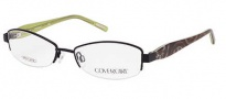 Cover Girl CG0501 Eyeglasses Eyeglasses - 002 Matte Black