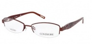 Cover Girl CG0501 Eyeglasses Eyeglasses - 048 Shiny Dark Brown