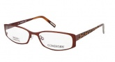 Cover Girl CG0505 Eyeglasses Eyeglasses - 046 Matte Light Brown 