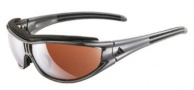 Adidas A127 Sunglasses Sunglasses - Chrome Black / LST Active + LST Bright