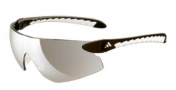 Adidas A155 T-Sight S Sunglasses Sunglasses - Mustang Brown / LST Contrast Silver Light