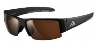 Adidas A401 Retego II Sunglasses Sunglasses - Matt Black Grey / LST Active