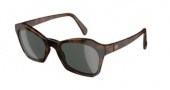 Adidas Foray Sunglasses  Sunglasses - 6052 Brown Tortoise / Green