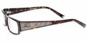 Ed Hardy EHO 724 Eyeglasses Eyeglasses - Dark Tortoise