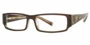 Ed Hardy EHO 724 Eyeglasses Eyeglasses - Hazel