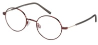 Modo 0123 Eyeglasses Eyeglasses - Antique Gold