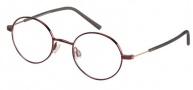 Modo 0123 Eyeglasses Eyeglasses - Dark Ruby