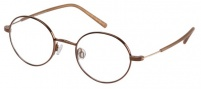 Modo 0123 Eyeglasses Eyeglasses - Mahogany