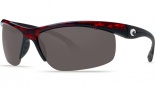 Costa Del Mar Skimmer Sunglasses Tortoise Frame  Sunglasses - Gray / 580P