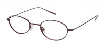 Modo 0128 Eyeglasses Eyeglasses - Brown