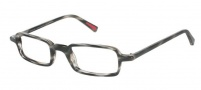Modo 0211 Eyeglasses Eyeglasses - Grey Horn 