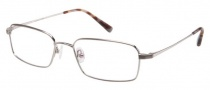 Modo 0625 Eyeglasses Eyeglasses - Brushed Silver 