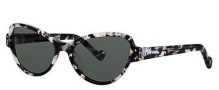 OGI Eyewear 8048 Sunglasses Eyeglasses - 1210 Black Pearl 