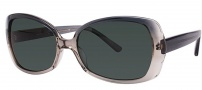 OGI Eyewear 8049 Sunglasses Sunglasses - 1284 Gray Gradient / Gray