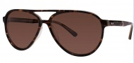 OGI Eyewear 8051 Sunglasses Sunglasses - 163 Brown Demi