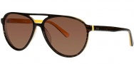 OGI Eyewear 8051 Sunglasses Sunglasses - 370 Golden Oak / Mustard