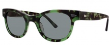 OGI Eyewear 8054 Sunglasses Sunglasses - 452 Green Chop