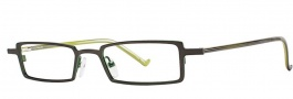 OGI Eyewear 2216 Eyeglasses Eyeglasses - 931 Gray Green / Gray Ripple Green Apple