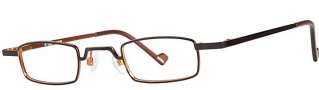 OGI Eyewear 2228 Eyeglasses Eyeglasses - 671 Brown Bronze 