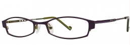OGI Eyewear 2232 Eyeglasses Eyeglasses - 1251 Royal Purple / Olive