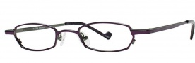 OGI Eyewear 2233 Eyeglasses  Eyeglasses - 1246 Dark Purple / Light Gray