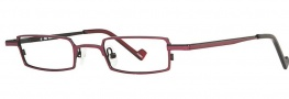 OGI Eyewear 2234 Eyeglasses Eyeglasses - 972 Deep Wine / Burgundy Black