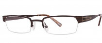 OGI Eyewear 2238 Eyeglasses Eyeglasses - 1145 Dark Brown / Light Brown