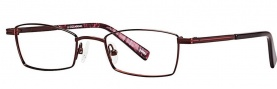 OGI Eyewear 2239 Eyeglasses Eyeglasses - 1249 Burgundy Copper / Burgundy 