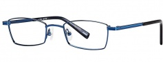 OGI Eyewear 2239 Eyeglasses Eyeglasses - 1300 Medium Blue / Blue 