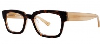 OGI Eyewear 3100 Eyeglasses Eyeglasses - 1345 Brown Demi / Taupe Gold