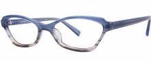 OGI Eyewear 3102 Eyeglasses Eyeglasses - 1365 Light Blue Gradient / Blue