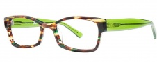 OGI Eyewear 3104 Eyeglasses Eyeglasses - 1378 Green Camouflage / Green 