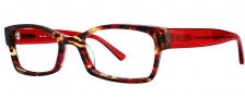 OGI Eyewear 3104 Eyeglasses Eyeglasses - 1376 Red Camouflage / Red