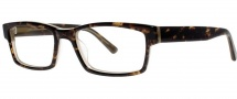 OGI Eyewear 3110 Eyeglasses Eyeglasses - 163 Brown Demi