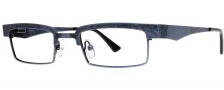 OGI Eyewear 3503 Eyeglasses Eyeglasses - 1395 Distressed Blue