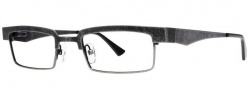 OGI Eyewear 3503 Eyeglasses Eyeglasses - 1396 Distressed Grey