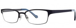 OGI Eyewear 4010 Eyeglasses Eyeglasses - 1136 Midnight Blue / Gray