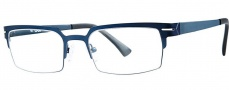 OGI Eyewear 4500 Eyeglasses Eyeglasses - 1421 Navy Blue 