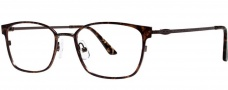 OGI Eyewear 4503 Eyeglasses Eyeglasses - 1325 Brown Demi Foil / Dark Brown