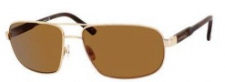 Carrera X-Cede 7015/S Sunglasses  Sunglasses - J5GP Gold (RI Brown Polarized Lens)