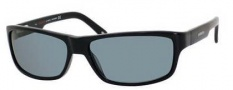Carrera X-Cede 7023/S Sunglasses Sunglasses - 807P Black (RH Gray Polarized Lens)