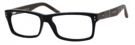 Tommy Hilfiger 1136 Eyeglasses Eyeglasses - 04K1 Black / Dark Wood