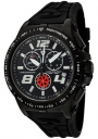 Swiss Legend Men's Sprint Racer 80040 Watch Watches - 80040-BB-01 Black Rubber / Black Case / Black Dial
