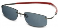 Tag Heuer Spring Sun 0383 Sunglasses Sunglasses - 103 Red Pure / Grey Outdoor