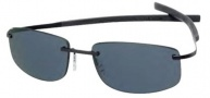 Tag Heuer Spring Sun 0383 Sunglasses Sunglasses - 101 Black Black Ceramic / Grey Outdoor