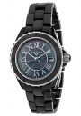 Swiss Legend Women's Karamica 20050 Watch Watches -  20050-BKBSR Black Ceramic Band / Black Mother of Pearl Dial