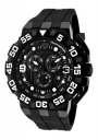 Swiss Legend Challenger 10125 Watch Watches - 10125-BB-011 Black Strap / Violet Blue Dial